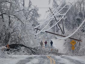 When The Ice Came A Look Back At The 2009 Ice Storm
